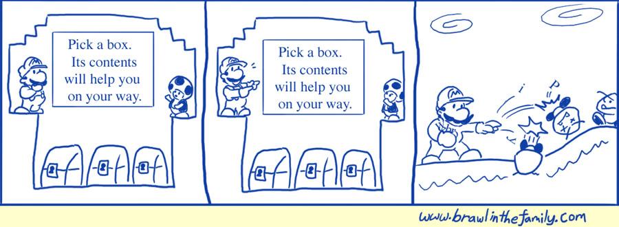 124 – Pick A Box