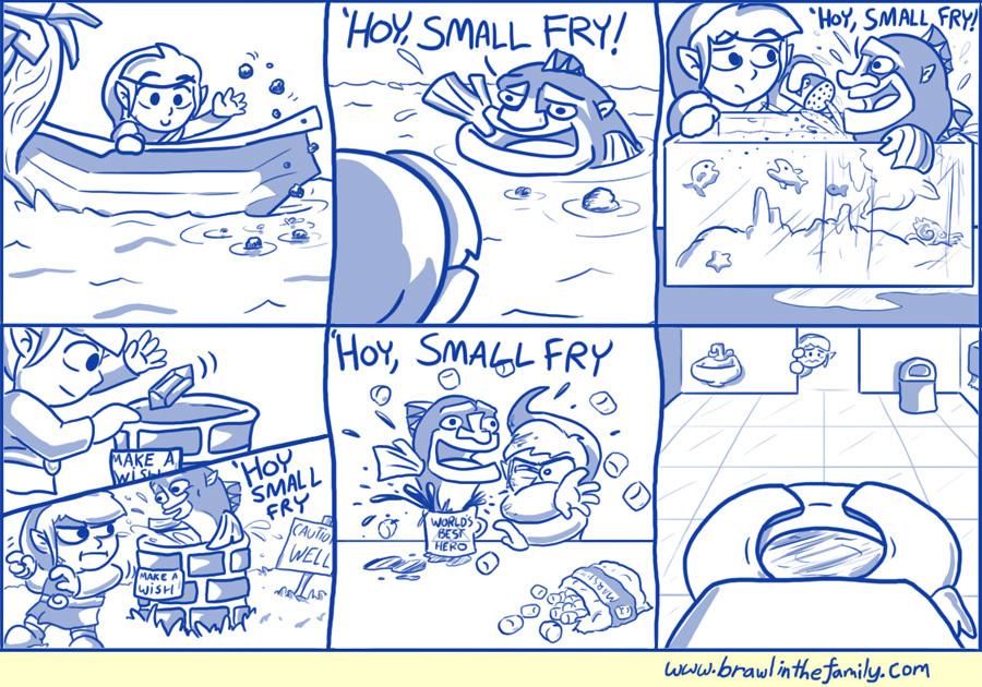211 – 'Hoy, Small Fry