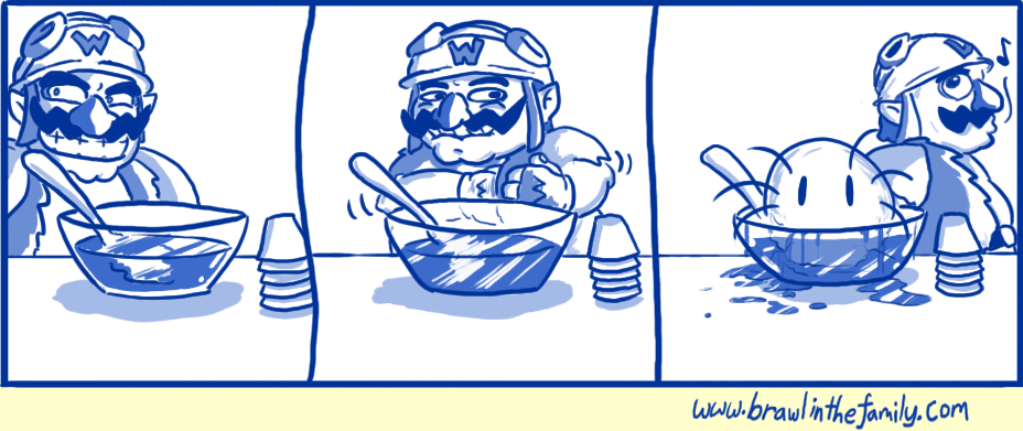 226 – Brawl Party: Wario