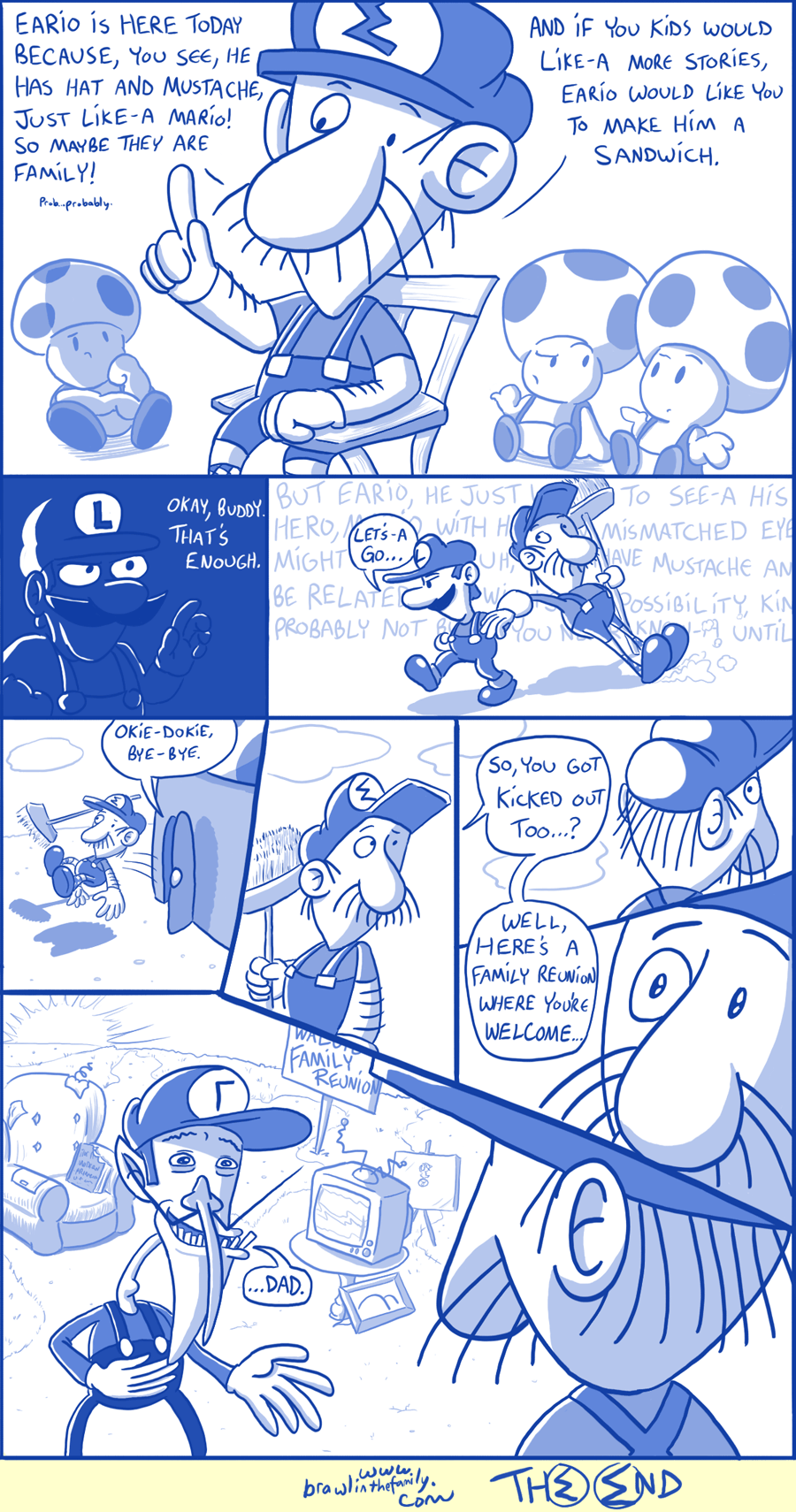 274 – Janitor of the Mushroom Kingdom (Part 4)