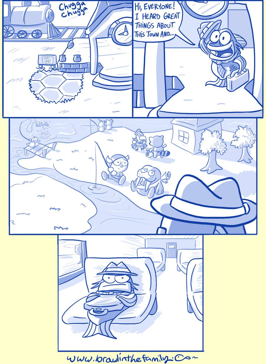 286 – The Fish Next Door