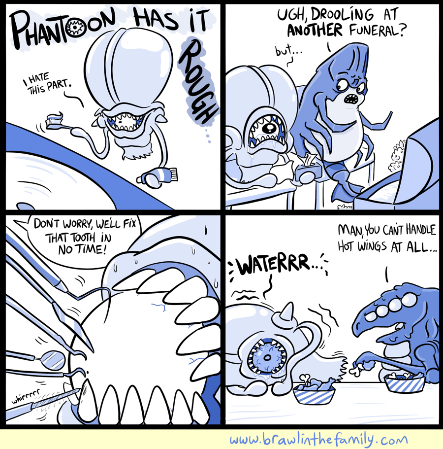 467 – Phantoon Has It Rough