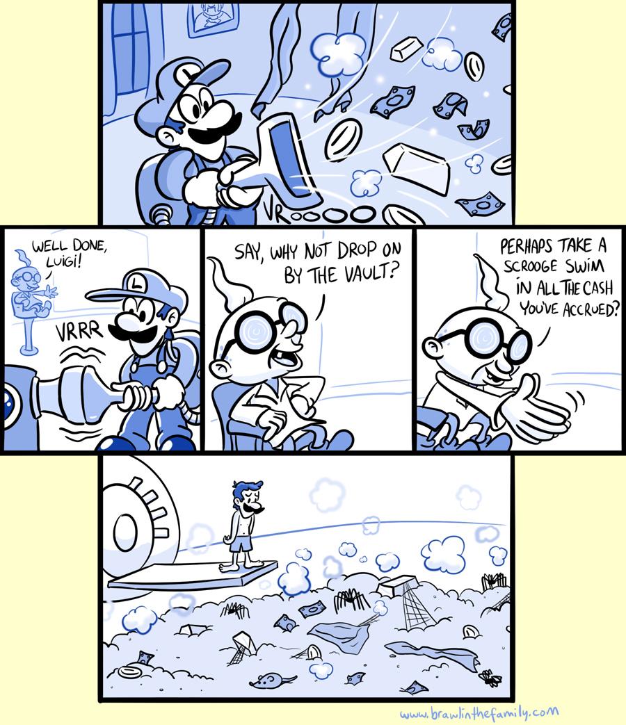 481 – Luigi's Treasure