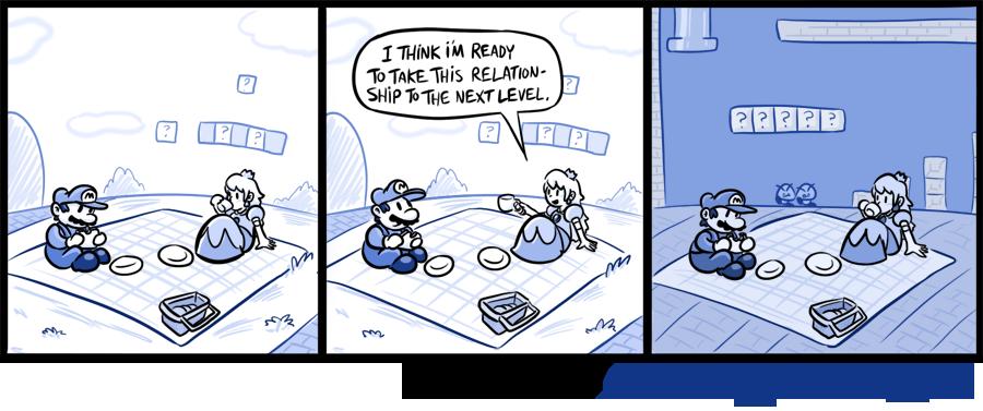 557 – Developing Relationship