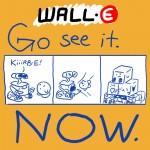 WALL-e Homage