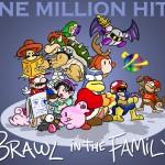 One Million Hits! (Wallpaper)