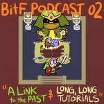 Podcast 02 - A Link to the Past & Long, Long Tutorials
